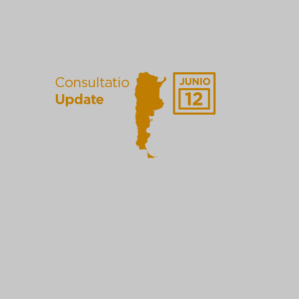 Consultatio Update 12 de Junio: Argentina vs Holdouts